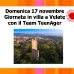 gita a Velate 2019 Team TeenAger