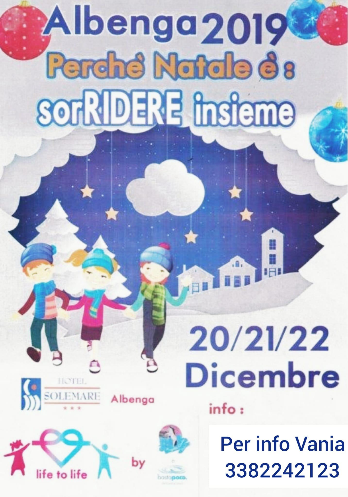 weekend ad Albenga